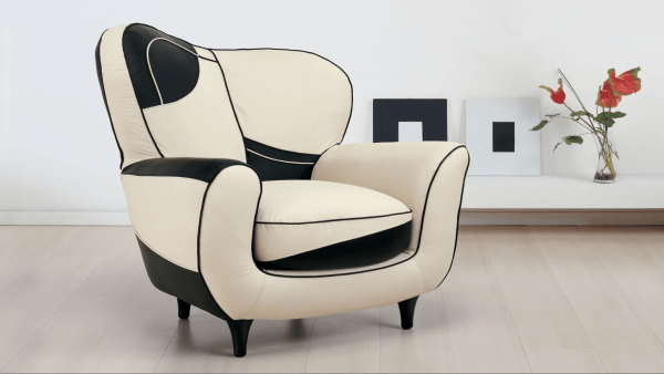 Naomi Wing Back Chair