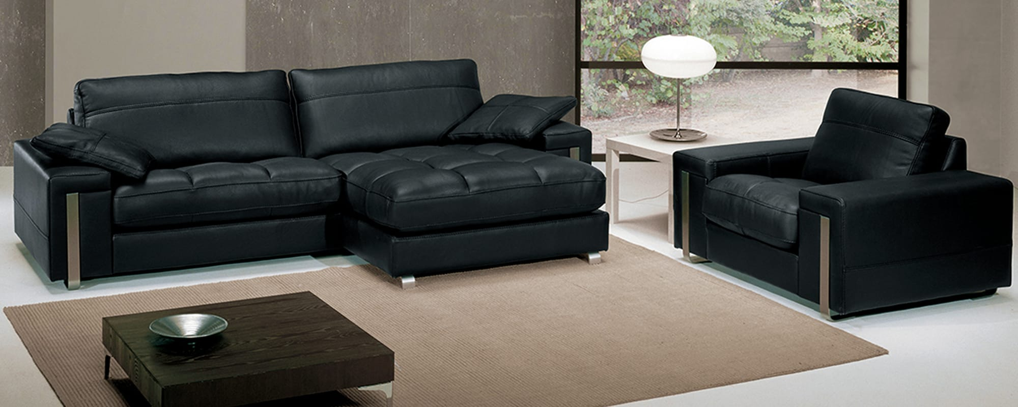 ARIA 4 Seat Wide Sofa